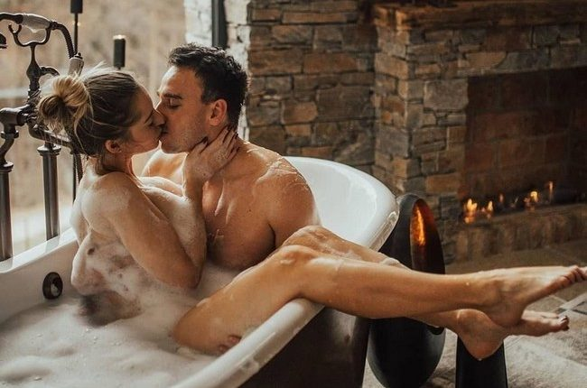 Sexy Couples Boudoir Photos 7