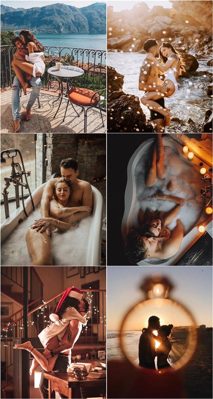 Sexy Couples Boudoir Photos #photos #photopose #boudoir #photography