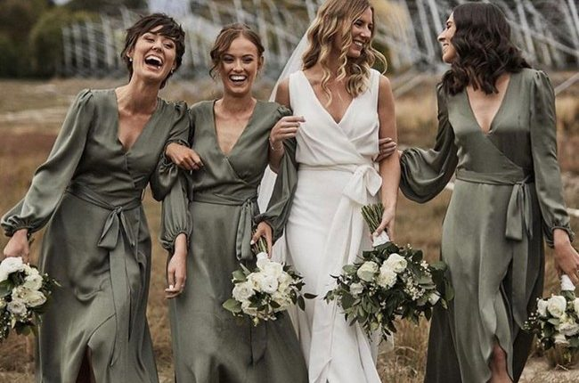 Wedding Photos With Your Bridesmaids 18