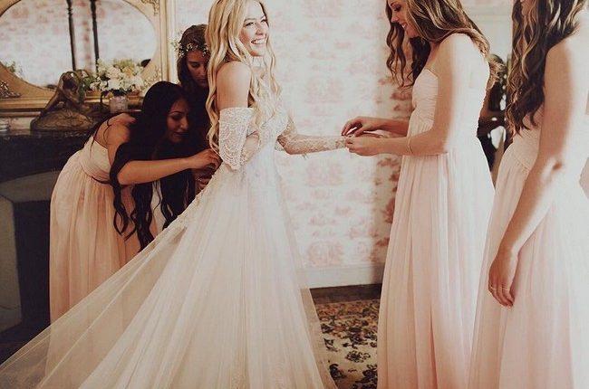 Wedding Photos With Your Bridesmaids 21