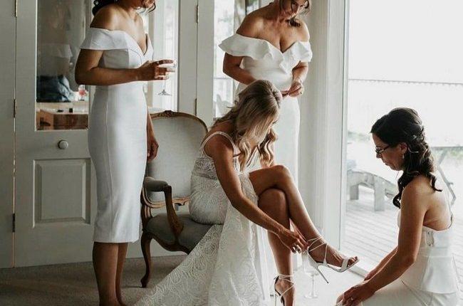 Wedding Photos With Your Bridesmaids 24