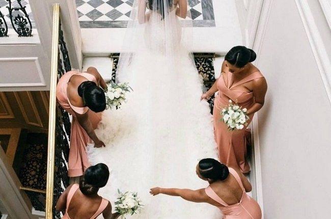 Wedding Photos With Your Bridesmaids 3