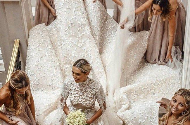 Wedding Photos With Your Bridesmaids 4-1