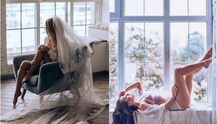 wedding boudoir photo book