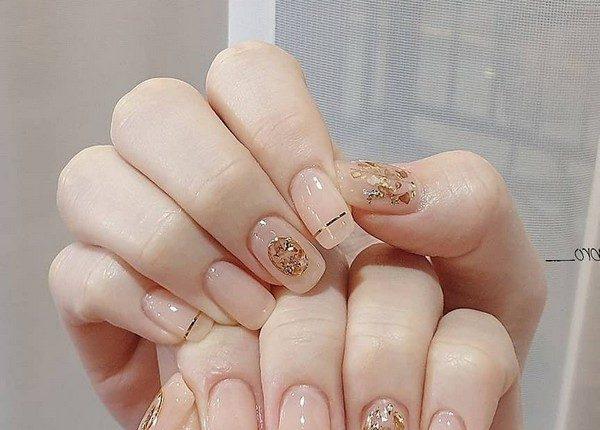 100pro Spring Summer Pastel Neutral Nail Art Designs 19