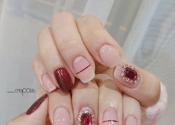 100pro Spring Summer Pastel Neutral Nail Art Designs 20