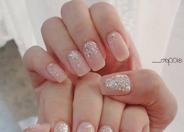 100pro Spring Summer Pastel Neutral Nail Art Designs 25