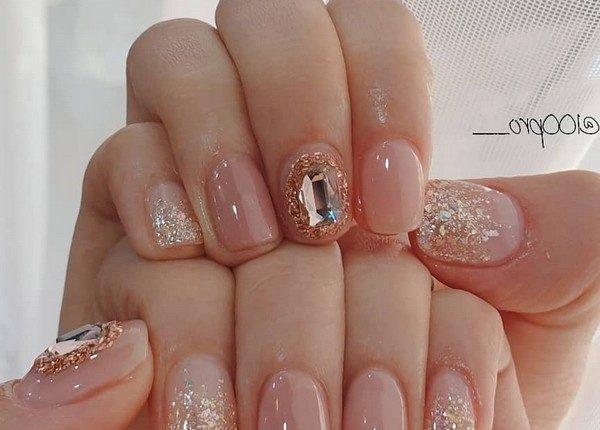 100pro Spring Summer Pastel Neutral Nail Art Designs 35