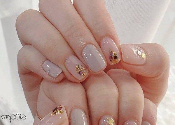 100pro Spring Summer Pastel Neutral Nail Art Designs 46