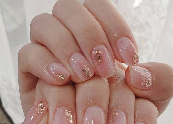 100pro Spring Summer Pastel Neutral Nail Art Designs 59