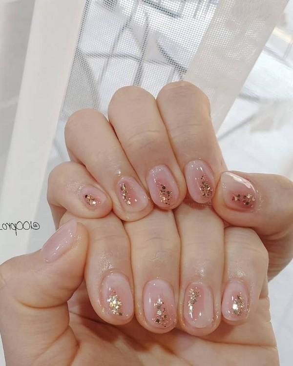 Spring Summer Pastel Neutral Nail Art Designs , nail art design ideas,wedding nails with glitter, coffin nail art designs, bridal nails,nail art for wedding,nail ideas for bride,wedding nails natural, wedding nails, wedding nails bridesmaids, wedding nails coffin,wedding nails acrylic,wedding nails i do,wedding nails french #nail #nailart #weddingnails #bridenails