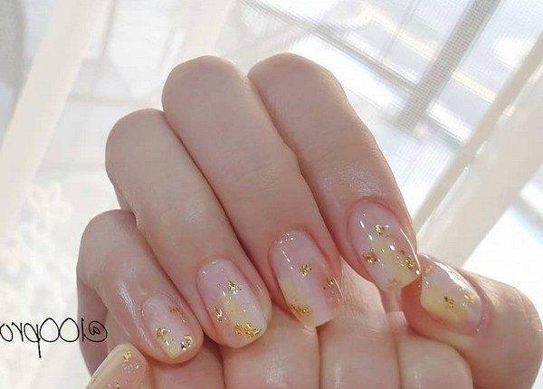 100pro Spring Summer Pastel Neutral Nail Art Designs 73