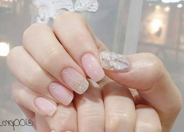 100pro Spring Summer Pastel Neutral Nail Art Designs 79