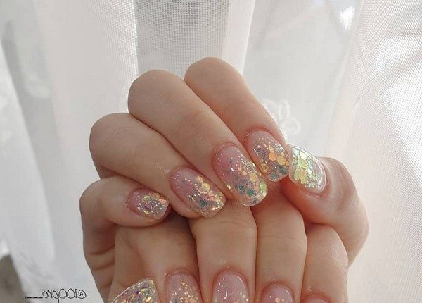100pro Spring Summer Pastel Neutral Nail Art Designs 9