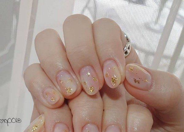 100pro Spring Summer Pastel Neutral Nail Art Designs 90