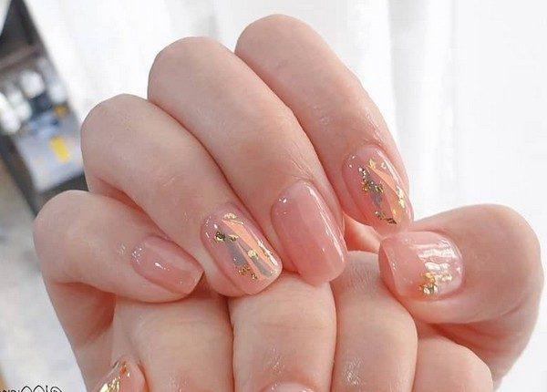 100pro Spring Summer Pastel Neutral Nail Art Designs 91