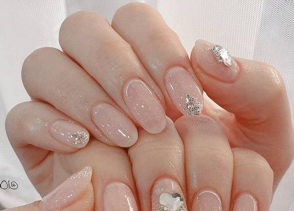 100pro Spring Summer Pastel Neutral Nail Art Designs 96
