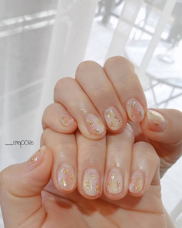 Spring Summer Pastel Neutral Nail Art Designs , nail art design ideas,wedding nails with glitter, coffin nail art designs, bridal nails,nail art for wedding,nail ideas for bride,wedding nails natural, wedding nails, wedding nails bridesmaids, wedding nails coffin,wedding nails acrylic,wedding nails i do,wedding nails french #nail #nailart #weddingnails #bridenails