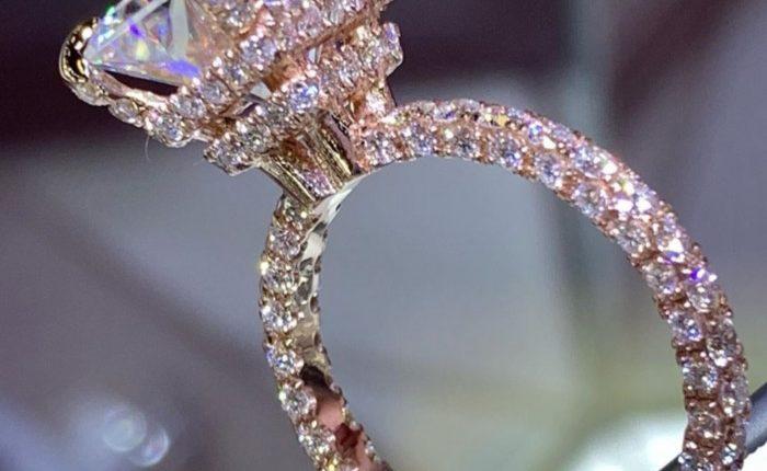 Diamond Engagement Rings 9