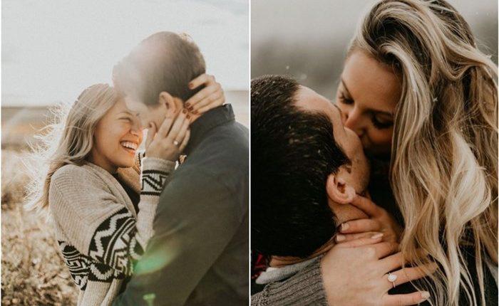 Engagement Ring Shot Engagement Photo Ideas 1