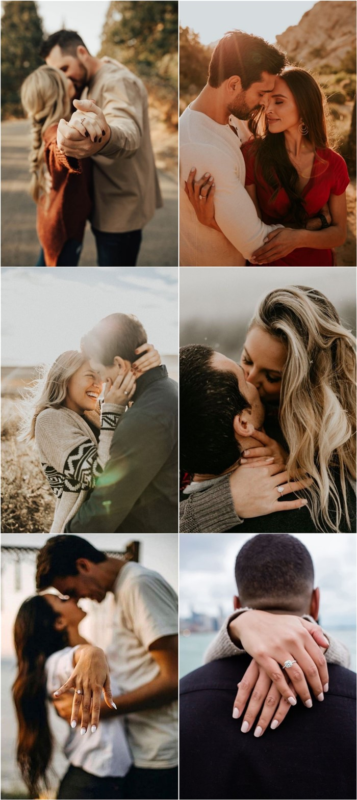 Engagement Ring Shot Engagement Photo Ideas #engagementphotos #engagementrings #rings