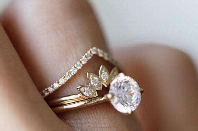 Vintage Engagement Rings 1