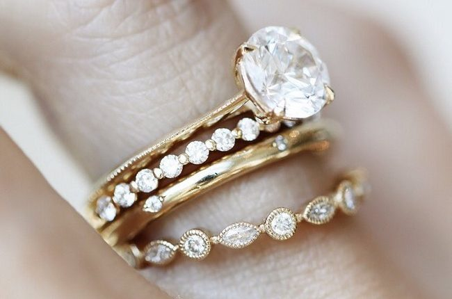 Vintage Engagement Rings 7