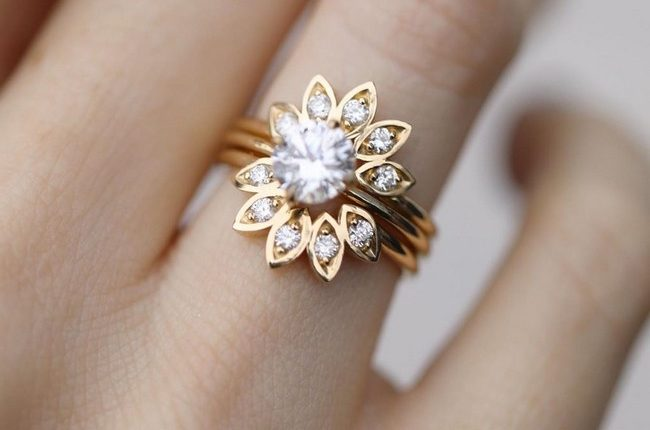 Vintage Engagement Rings 9