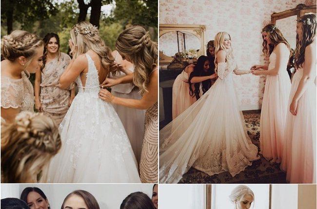 Wedding Photos With Your Bridesmaids3