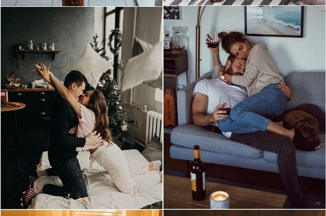 At-Home Engagement Photo Ideas2