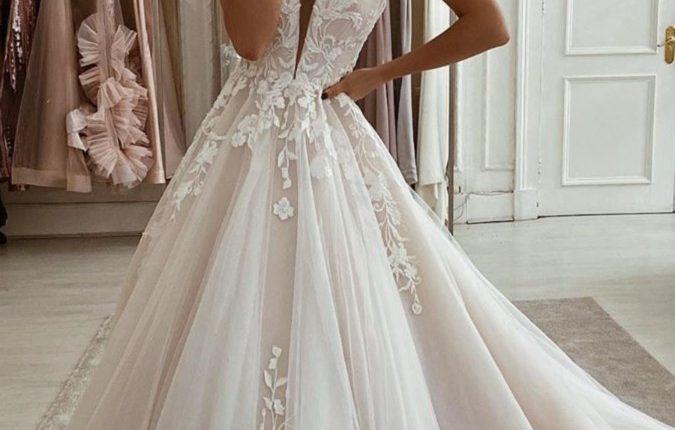 Eleganza Sposa Lace Wedding Dresses 13
