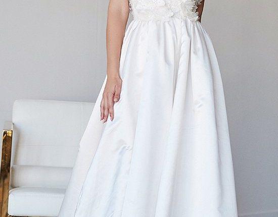 Lurelly bohemian wedding dress beau