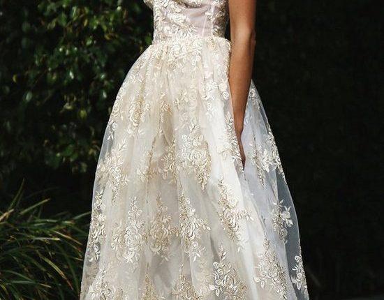 Lurelly bohemian wedding dress doree2