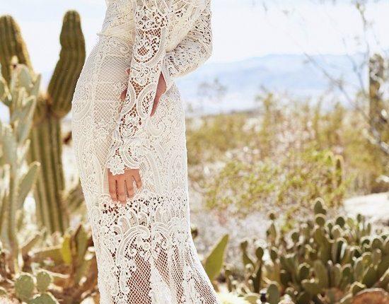 Lurelly bohemian wedding dress gardenia3