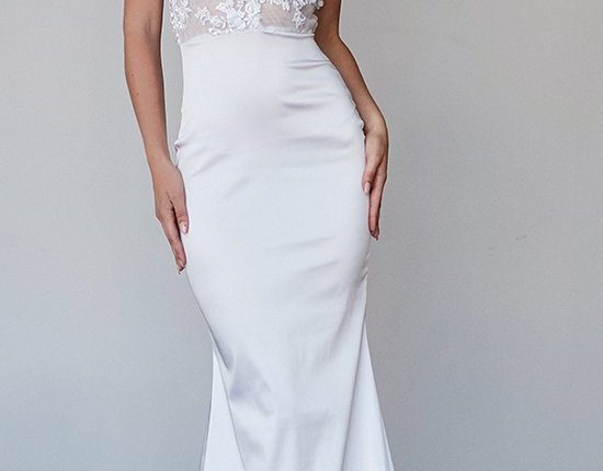 Lurelly bohemian wedding dress vera