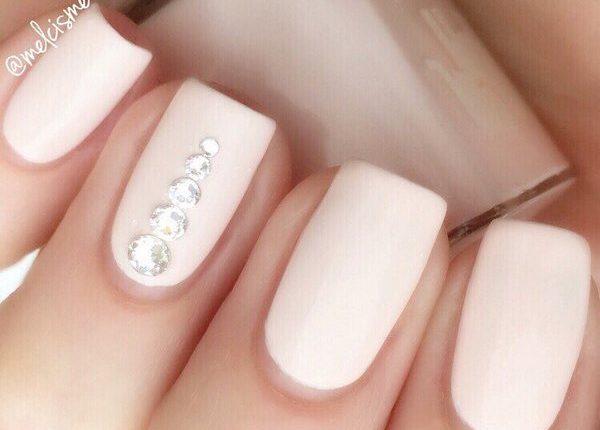Melcisme Wedding Nail Art Ideas 4