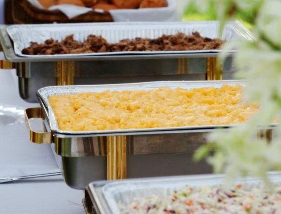 bbq wedding foods for reception