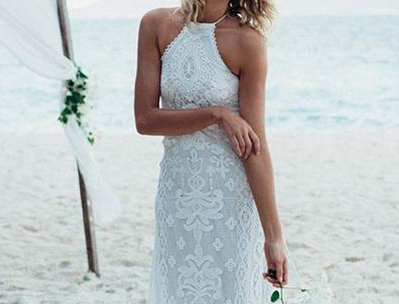 beach wedding dresses photography johnny abegg