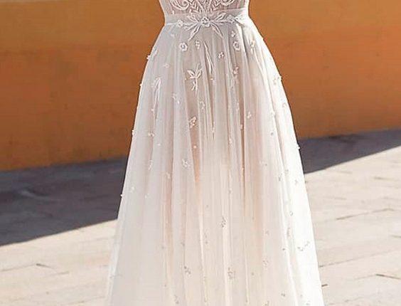 strapless sweetheart neck lace straight beach wedding dresses gali karten