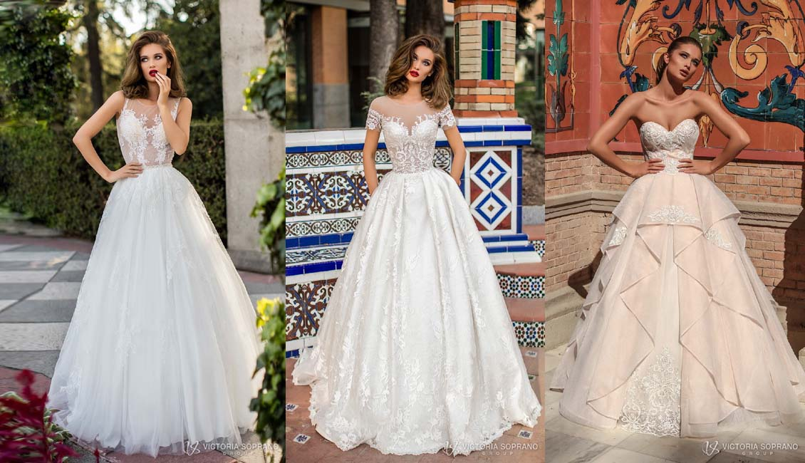 Victoria Soprano Wedding Dresses 2018: The One | Roses & Rings