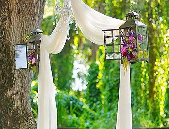 Perfect Wedding Ceremony Altar Ideas