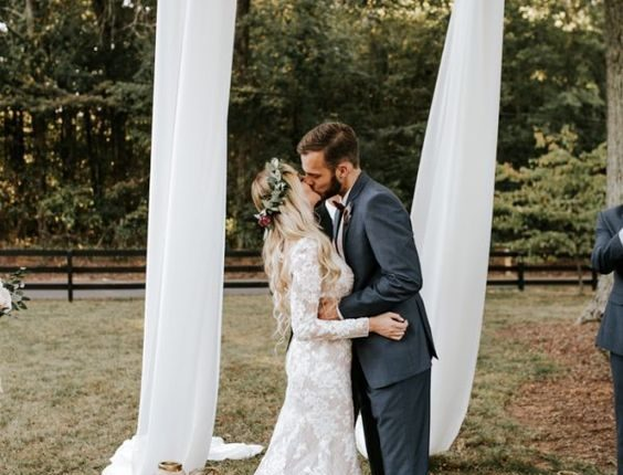 Wedding Ceremony Arches and Backdrops