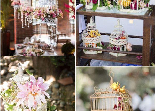 vintage wedding ideas – birdcage wedding ideas