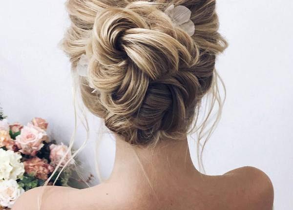Lena Bogucharskaya Wedding Hairstyles and Updos 12