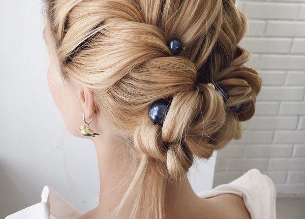 Lena Bogucharskaya Wedding Hairstyles and Updos 17