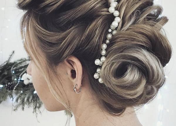 Lena Bogucharskaya Wedding Hairstyles and Updos 5