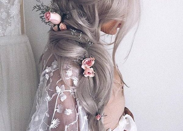 Ulyana Aster Long Wedding Hairstyles and Updos 1