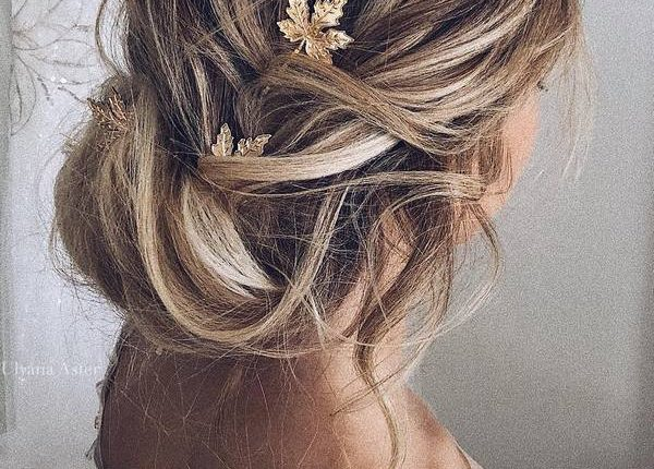 Ulyana Aster Long Wedding Hairstyles and Updos 12