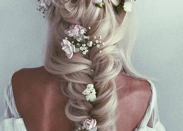 Ulyana Aster Long Wedding Hairstyles and Updos 3