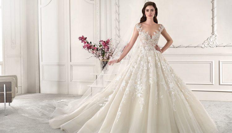 Demetrios 2019 Wedding Dress